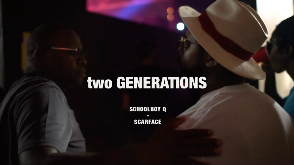 LIFE: two Generations: Schoolboy Q + Scarface