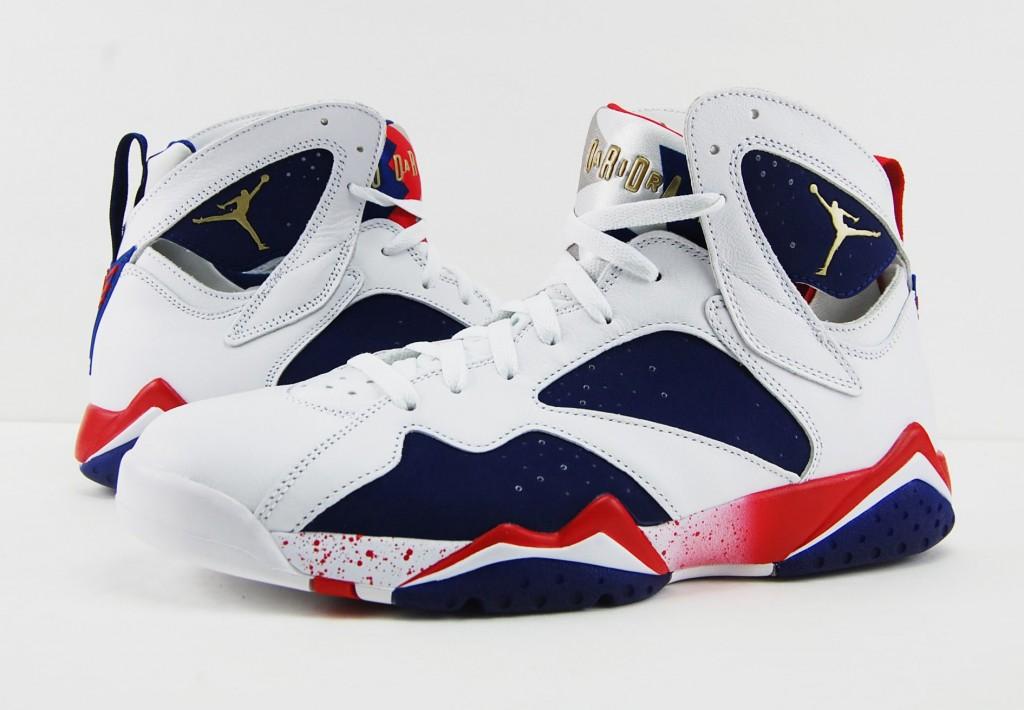 STYLE: Air Jordan 7 Olympic Alternate (Tinker) 2016 Review + On Feet