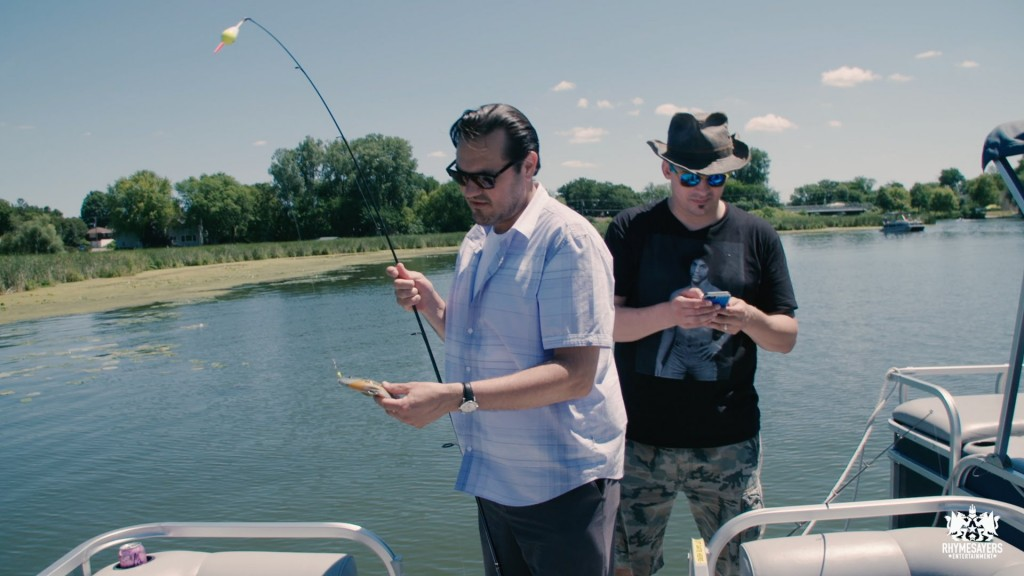 LIFE: Atmosphere - Fishing Blues with Sway Calloway : Episode 3
