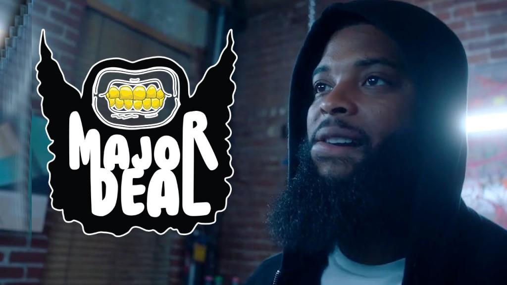 BARS: Battle Rap Scene - Major Deal ft Spoken Reasons & Teddy Ray
