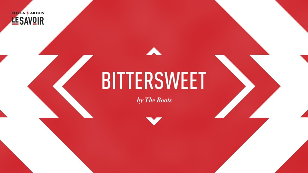 MUSIC: Bittersweet Side B – The Roots (for Stella Artois)