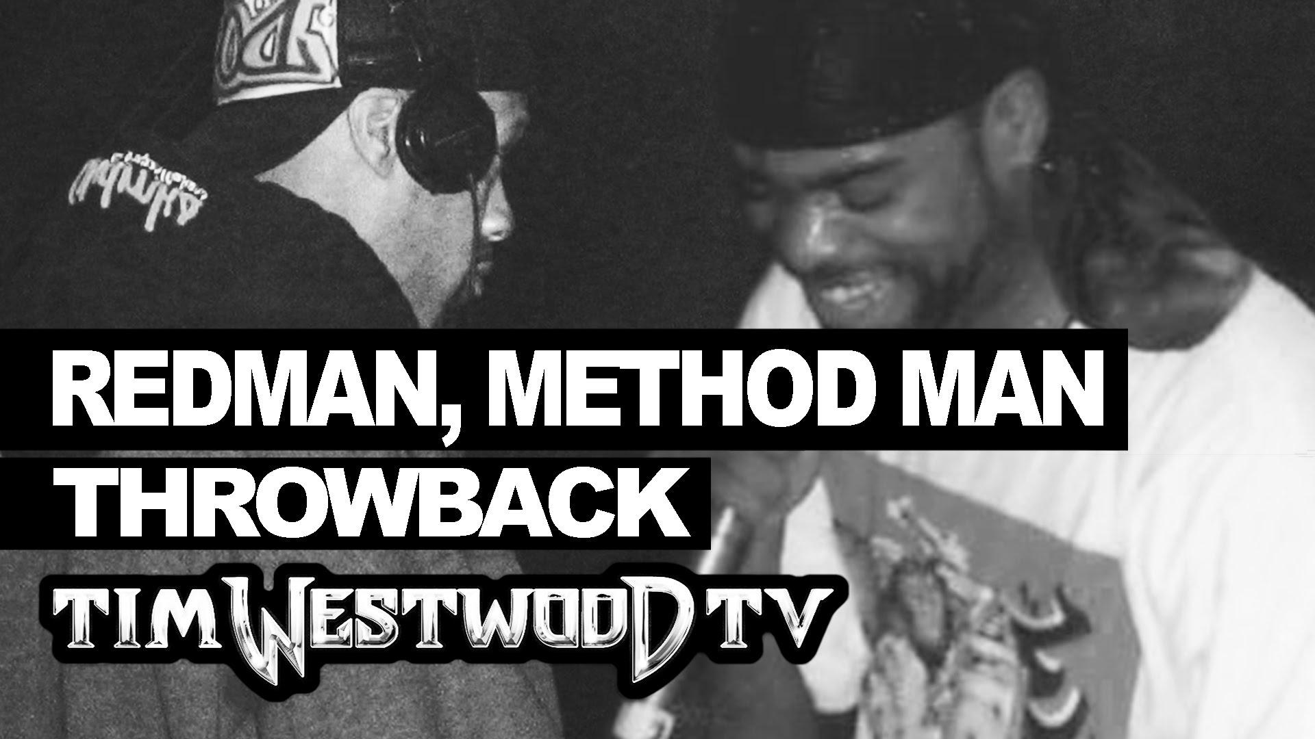 BARS: Redman, Method Man freestyle 1995 never heard before throwback – Westwood
