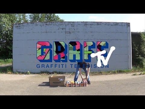 ART: GRAFFITI TV: DEPOT