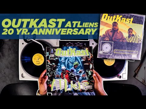 LIFE: Discover the Classic Samples Used On Outkast 'ATLiens'