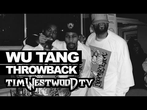 BARS: Wu Tang freestyle 1997 FULL LENGTH first time ever released – Westwood Throwback