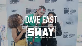 LIFE: 2016 BET Hip Hop Awards: Dave East on Rappers Who Don't Write Their Own Rhymes