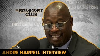 LIFE: Andre Harrell Interview With The Breakfast Club (9-28-16)