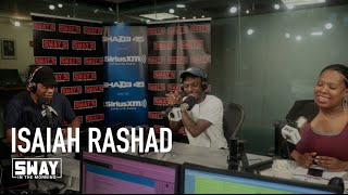 LIFE: Isaiah Rashad Reveals His Mother Burned His Hair + 5 Fingers of Death Freestyle!