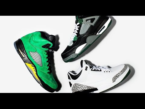 STYLE: Jordan x Oregon PEs, NMD Confirmed App, Curry 3 in Asia and more on #TodayinSneaks