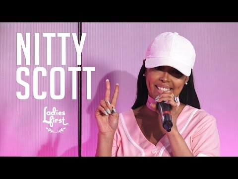 LIFE: Nitty Scott On Running Away, Fake Female MC Rules & Performs on Ladies First
