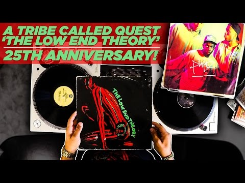LIFE: Celebrate The 25th Anniversary of A Tribe Called Quest Through The Art of Sampling