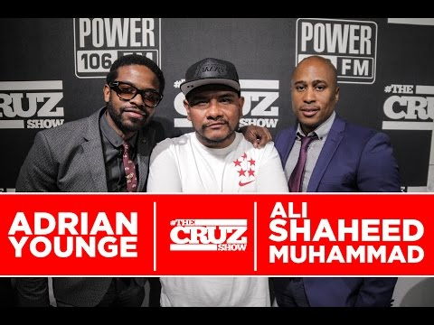 LIFE: Ali Shaheed Muhammad & Adrian Younge Talk Netflix Luke Cage, A Tribe Called Quest New Album? & More!