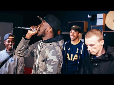LIFE: UK's Meanest Grime MC's Battle it Out | Grime-A-Side: Leeds vs. London
