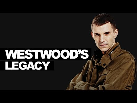 LIFE: Westwood's story from day one. Shown at the Rated Awards.