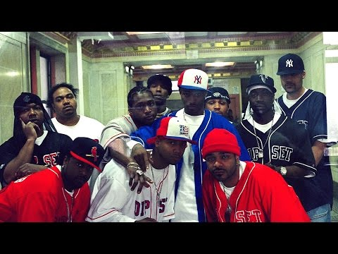 LIFE: A Day In Harlem With Cam'ron & Dipset