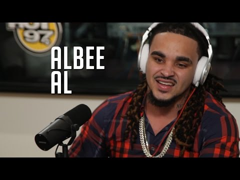 BARS: Albee Al Freestyle on Flex | Freestyle 012