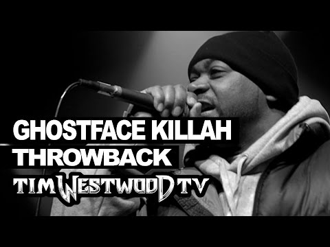BARS: Ghostface Killah, Cappadonna, Jeru kill this freestyle in 1996 - Westwood Throwback