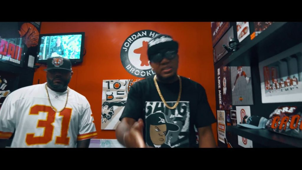 MUSIC: Apollo Brown & Skyzoo - Jordans & A Gold Chain | Official Video