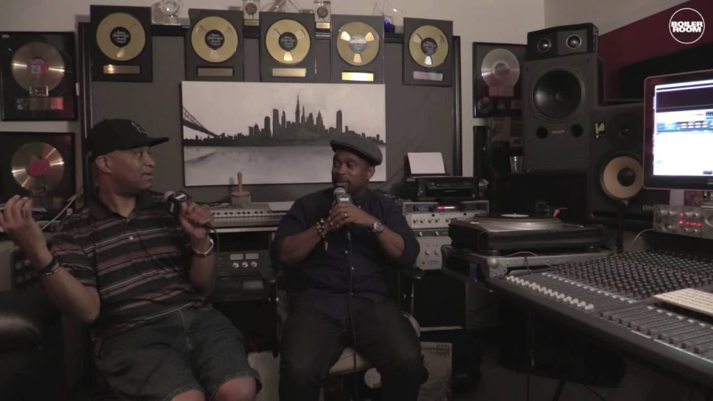 LIFE: Breakfast with DJ Spinna + Marley Marl - Boiler Room Channel 3