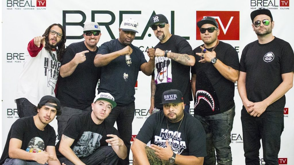 LIFE: Chuck D - The Dr. Greenthumb Show | BREALTV