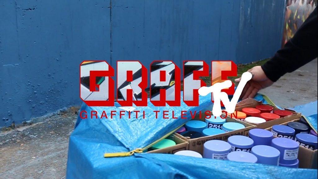 ART: GRAFFITI TV: KAISY