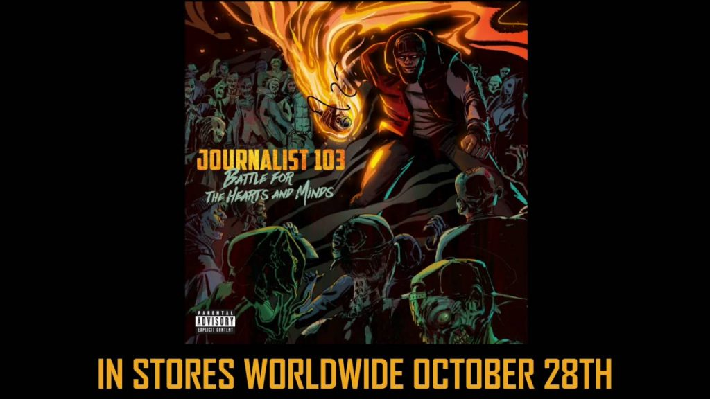 """MUSIC: Journalist 103 - """"Felony"""" (feat. Guilty Simpson & One Be Lo) [Official Audio]"""