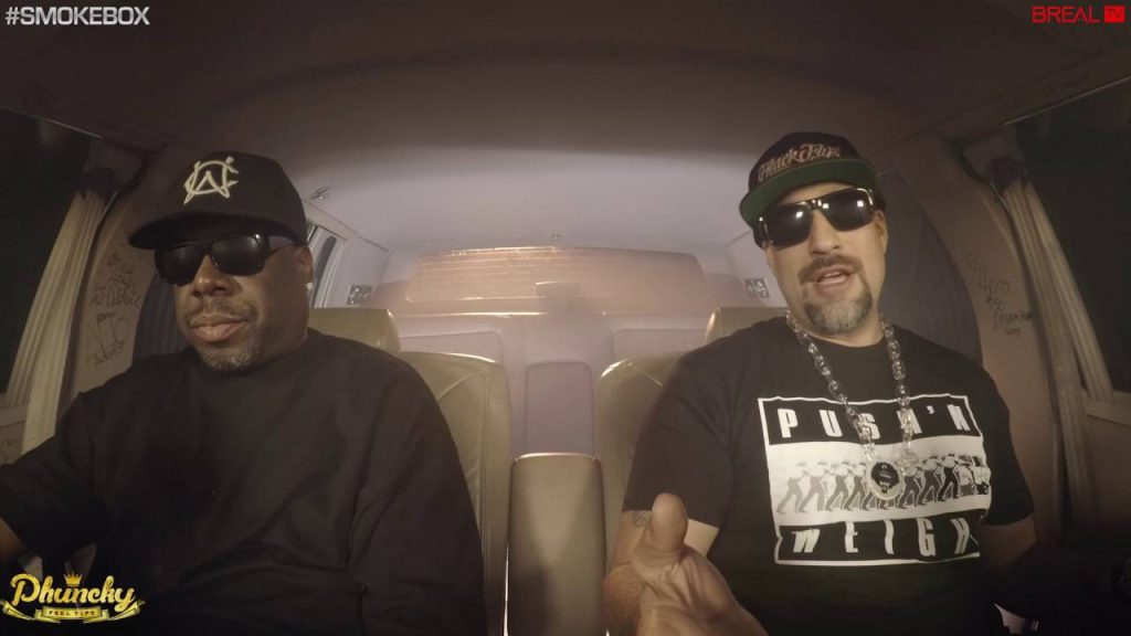 LIFE: King Tee - The Smokebox | BREALTV