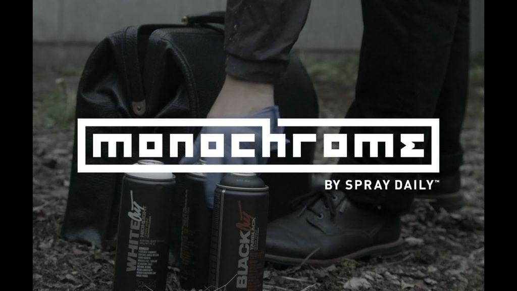 ART: MONOCHROME 035 - FUKSH