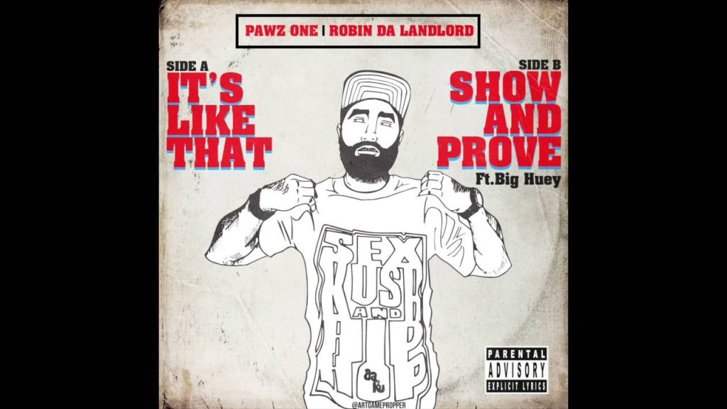 """MUSIC: Pawz One & Robin Da Landlord - """"It's Like That"""" OFFICIAL VERSION"""