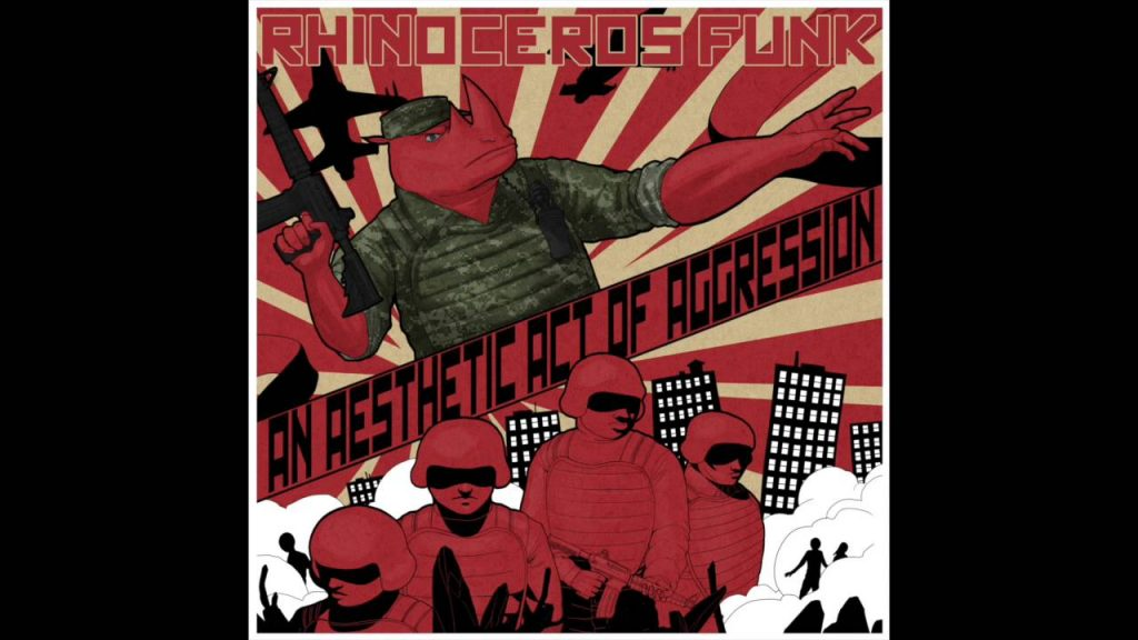 """MUSIC: Rhinoceros Funk - """"We Are"""" OFFICIAL VERSION"""