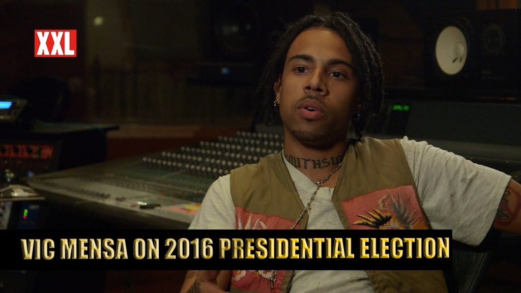LIFE: Vic Mensa Thinks Americans Can Impact the World by Voting
