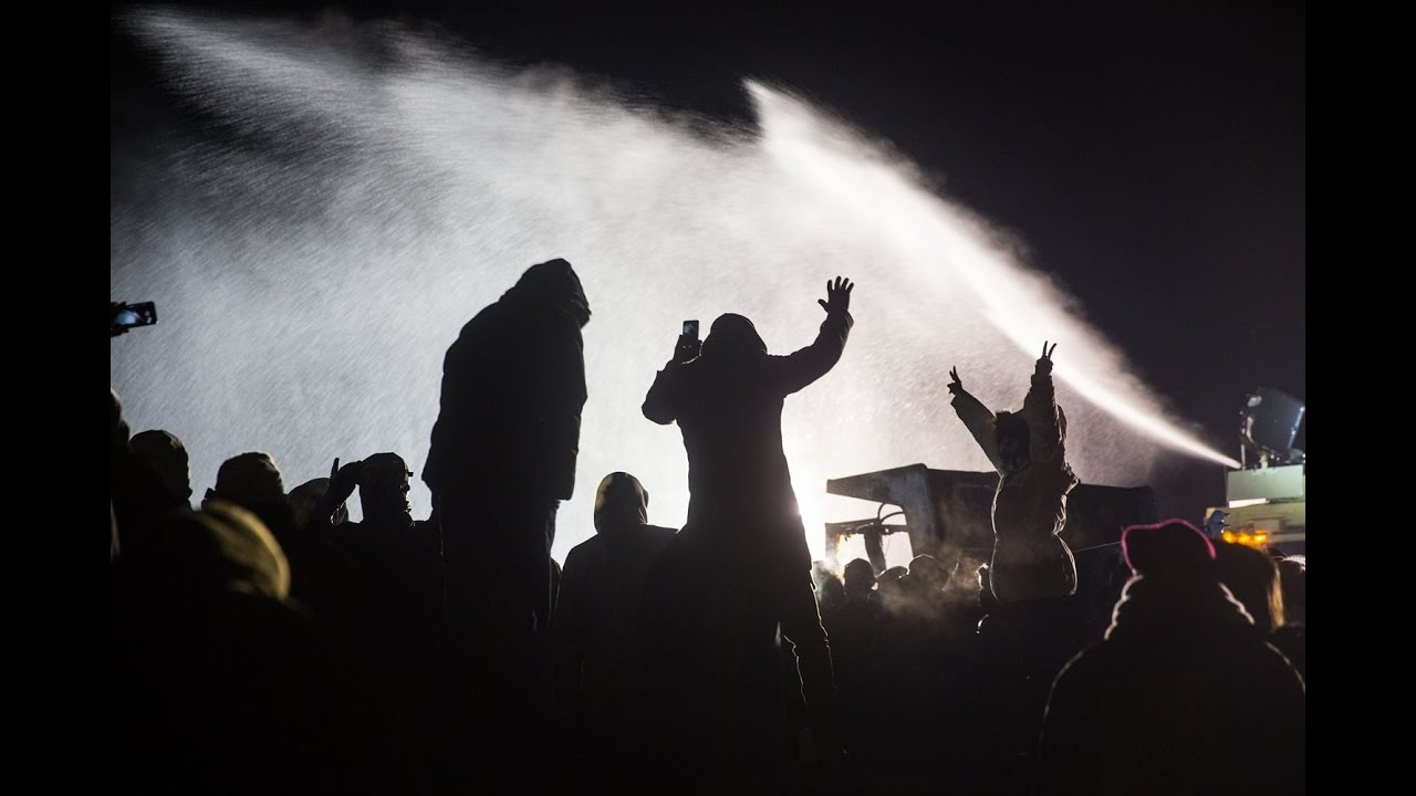 LIFE: A Message To Cops Attacking Standing Rock Water Protectors
