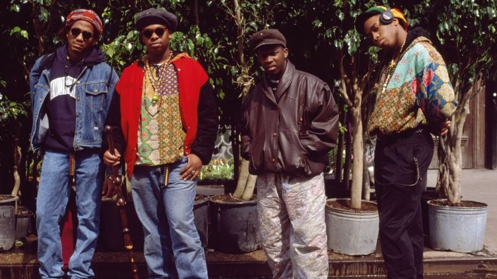 LIFE: A Tribe Called Quest's Final Album Available For Streaming Now