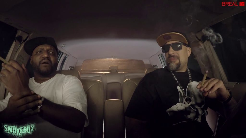 LIFE: Aries Spears - The Smokebox | BREALTV