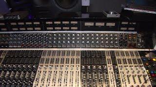 LIFE: Behind-the-scenes at rapper Q-Tip's home studio