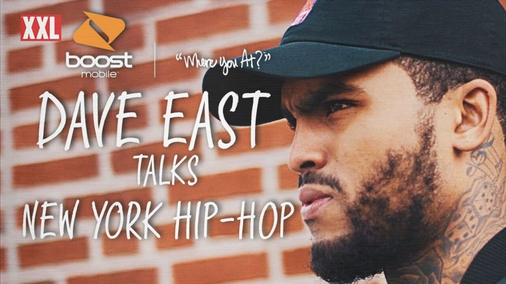LIFE: Dave East Shares His History With New York Hip-Hop