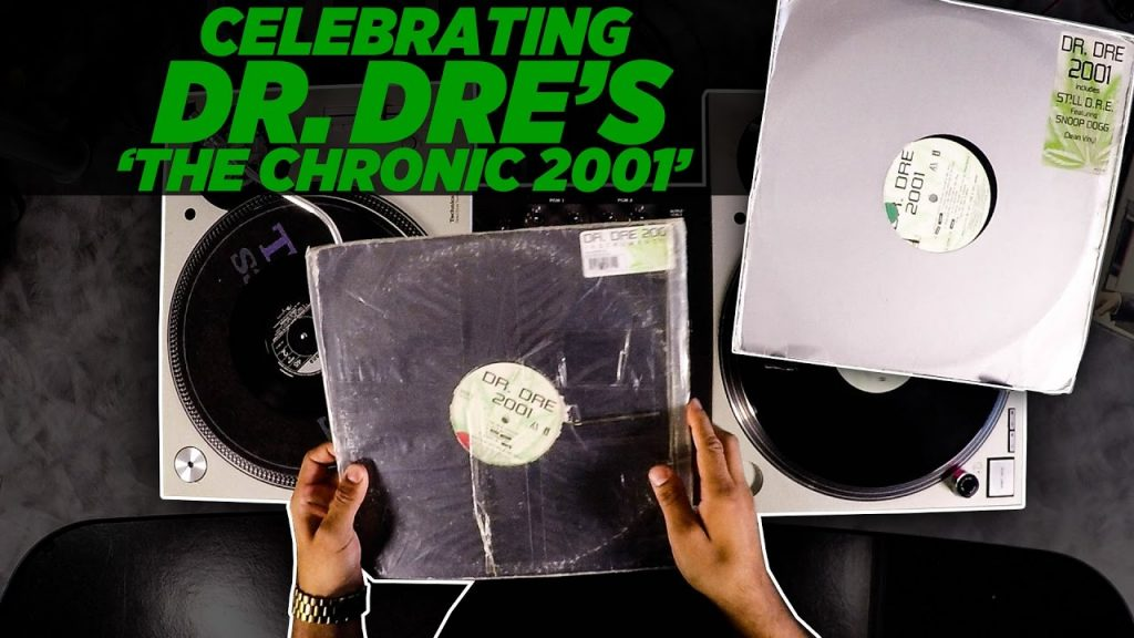MUSIC: Discover Classic Samples Used On Dr. Dre's 'The Chronic 2001'