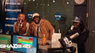 LIFE: Dj Kayslay Interviews Smoke DZA & Pete Rock on SiriusXM