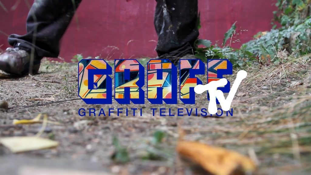 ART: GRAFFITI TV: SLIDER