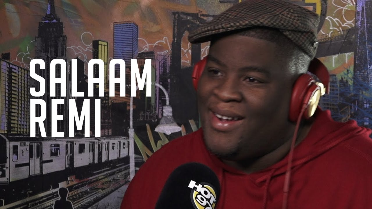 LIFE: Salaam Remi talks his Do It For the Culture project, pushing No Panty and Amy Winehouse