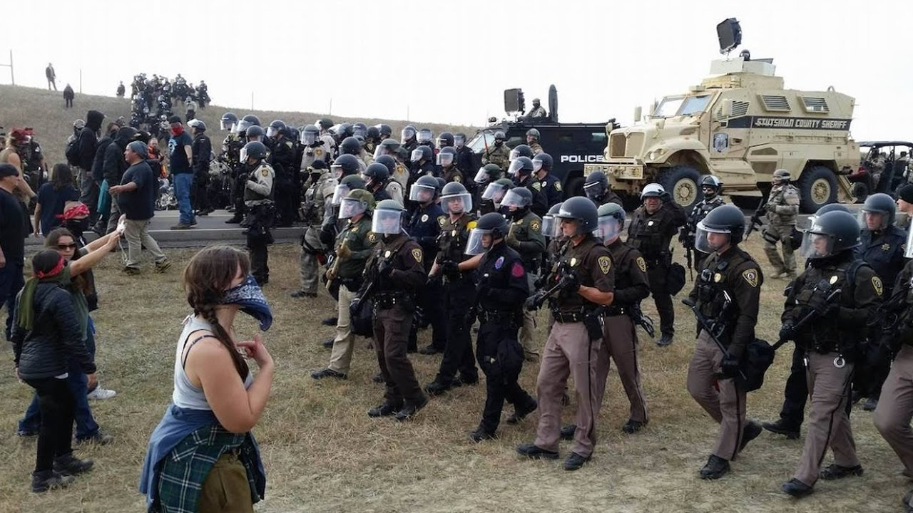 LIFE: Sheriffs Refuse To Reinforce Cops At Standing Rock