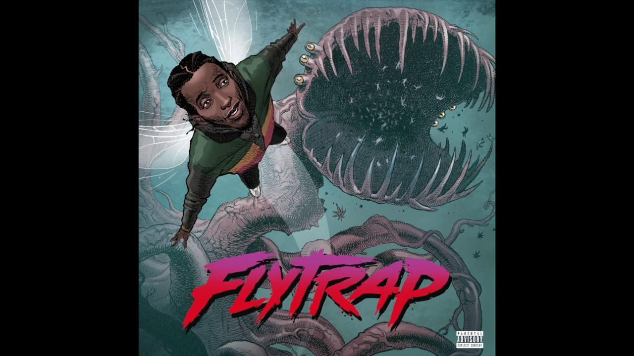 "MUSIC: CJ Fly – ""FLYTRAP"" (Full Album Stream)"
