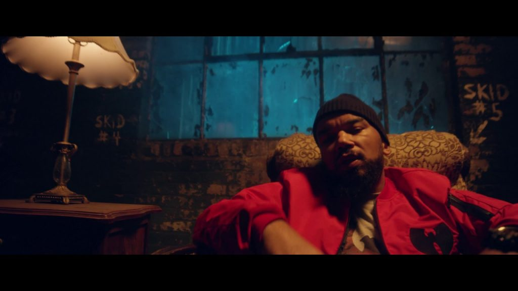"MUSIC: Joe Young feat.  Masta Killa ""The Projects"" (prod. by Dame Grease) (Official Video)"