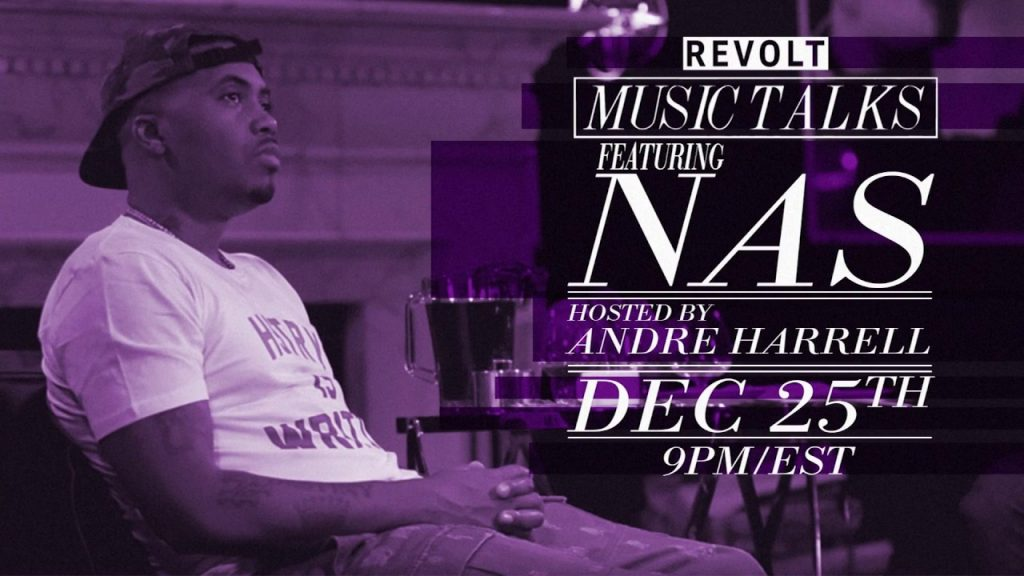 LIFE: Music Talks | Nas names his three all-time favorite tracks