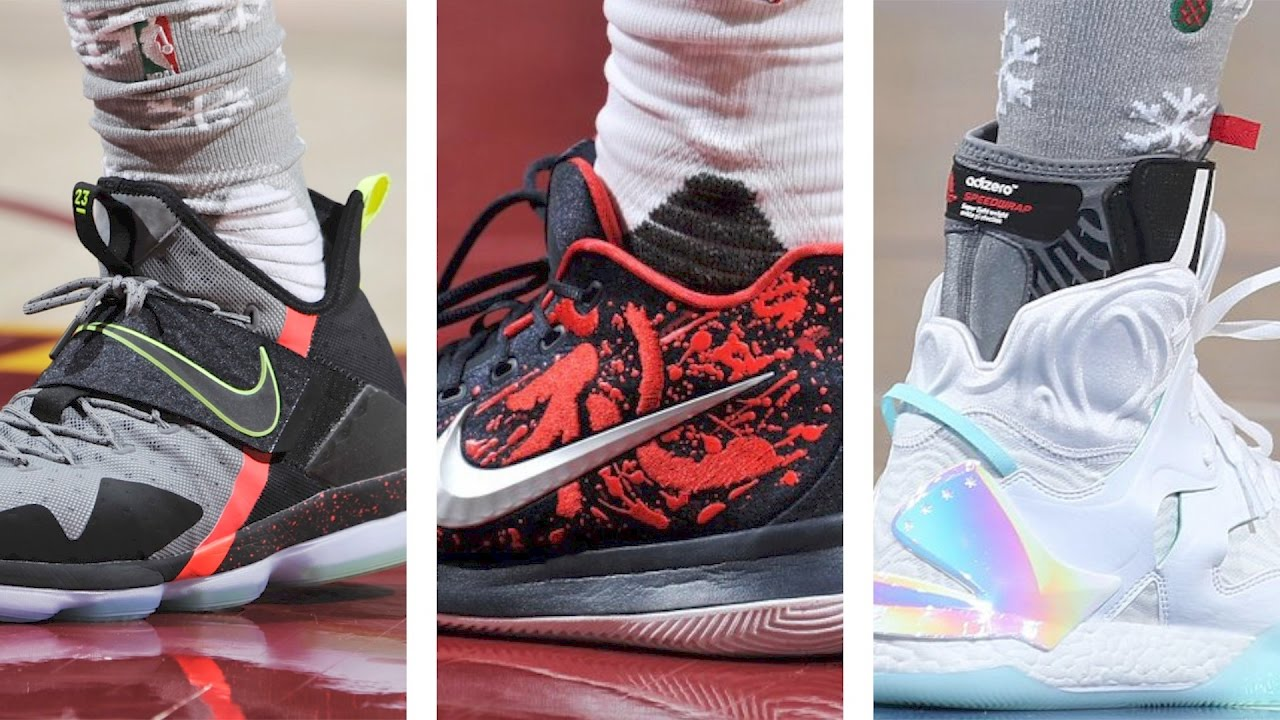 STYLE: Nike LEBRON 14, Kyrie 3 HYPE, Christmas Kicks and more on Today in  Sneakers — Streets Connect - Hip Hop Magazine