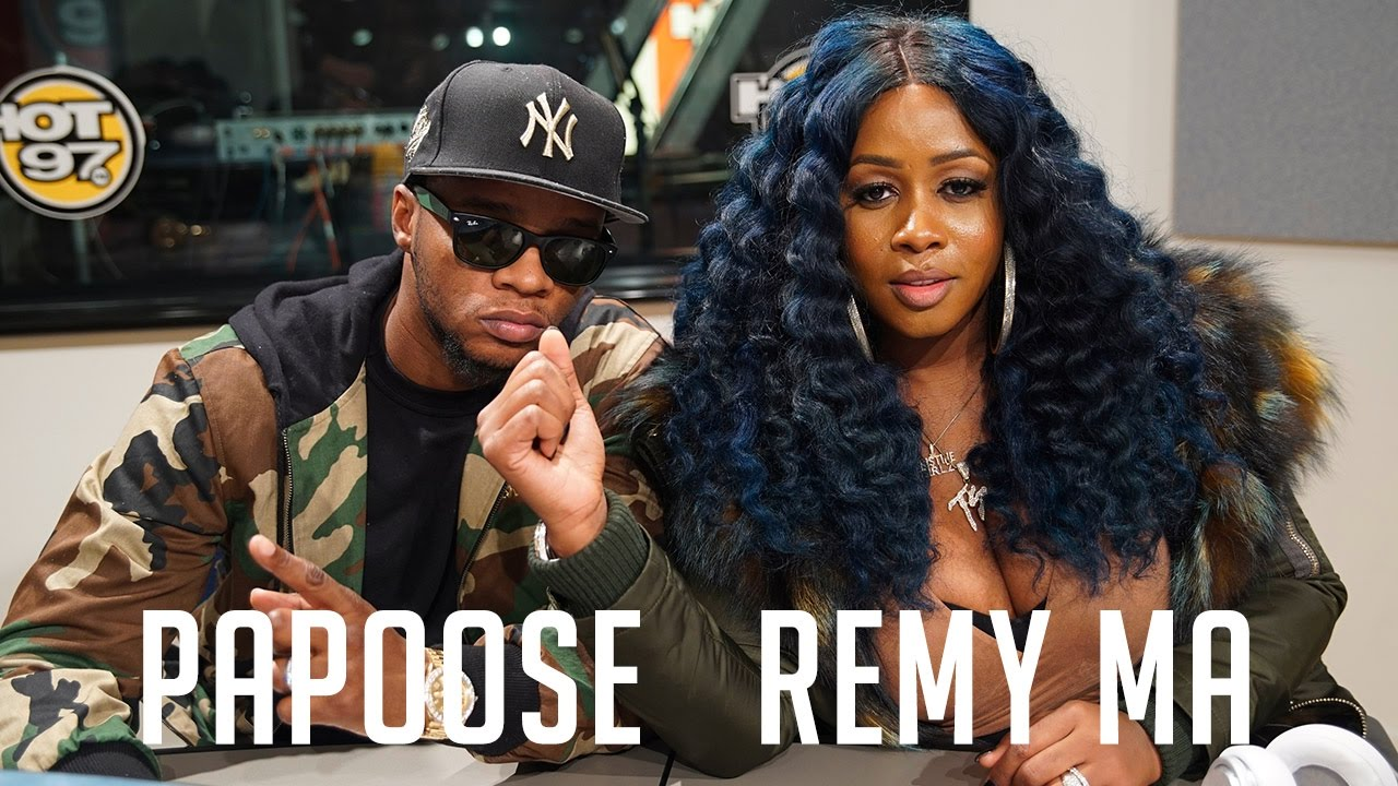 BARS: Remy Ma & Papoose Freestyle on Flex | Freestyle #027