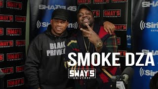 LIFE: Smoke DZA & Pete Rock Interview: Why They Have Therapists + Why Young Rappers Need to Respect OGs