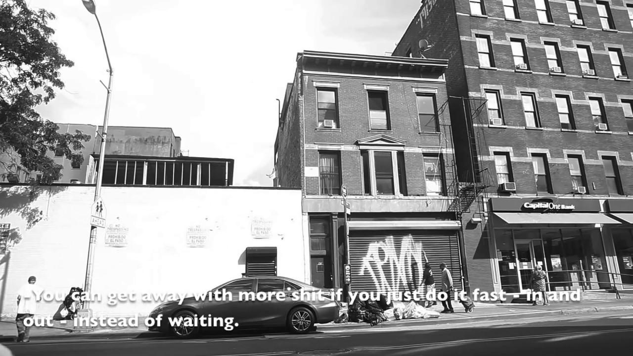 ART: Summer In New York pt.5 – Bombing With Zexor.