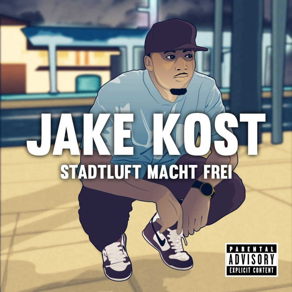 Best of 2016: Jake Kost - Stadluft Macht Frei (The Best Hip Hop Projects of 2016)
