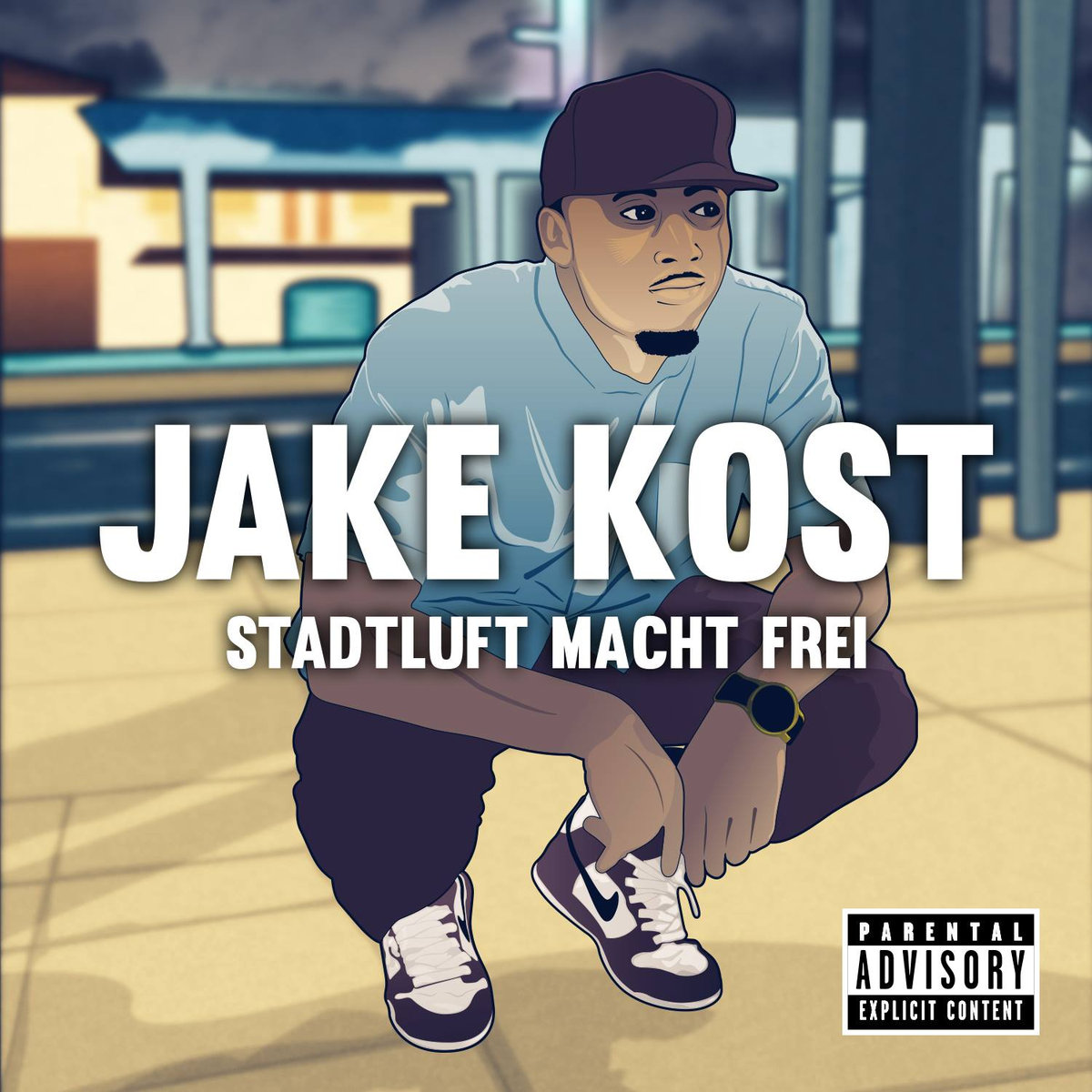 Best of 2016: Jake Kost – Stadluft Macht Frei (The Best Hip Hop Projects of 2016)